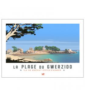 Plage du Gwerzido